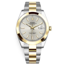 Rolex Datejust 41mm 126303 Silver Index Oyster