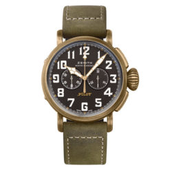 Zenith Pilot Type 20 Chronograph 29.2430.4069/21.c800 Extra Special Watch