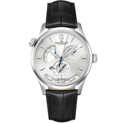 Jaeger LeCoultre Master Geographic 39mm Mens Watch 1428421