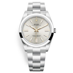 Rolex Oyster Perpetual 124300 Silver Index Dial Oyster Bracelet Watch