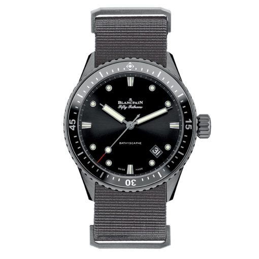 Blancpain 5000-0130-NABA Fifty Fathoms Automatic Men's Watch